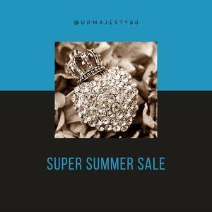 SUPER SUMMER SALE‼️